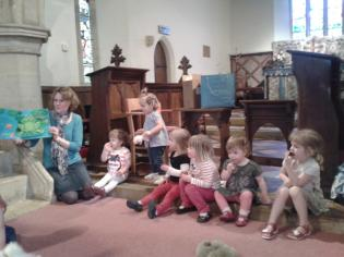 Toddler Singing Group